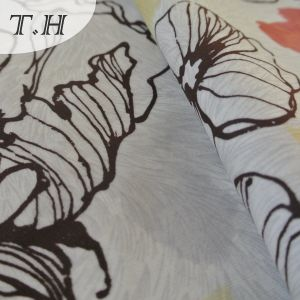 Print Knitted Fabric for Sofa pictures & photos