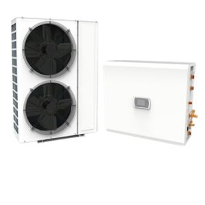 DC Inverter Air Source Heat Pump Under -25c pictures & photos