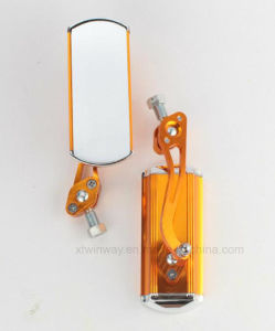 Ww-7532, CNC Rear-View Mirror Set, Motorcycle Mirror, pictures & photos