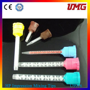 Dental Disposable Mixing Tips Good Quality Dental Material pictures & photos