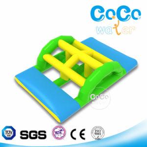 Water Playground Equipment Inflatable Bridge LG8005
