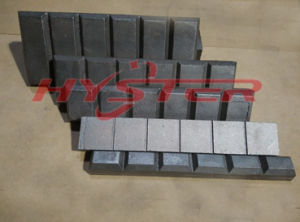 700bhn Earthmoving Machinery Wear Parts Chock Blocks pictures & photos