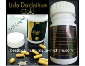 Lida Weight Loss Capsules Gold Slimming Pills Private label Pills pictures & photos