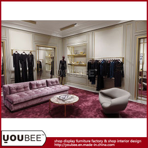 Fashion Shop Fixture, Store Interior Decoration, Retail Shop Fittings pictures & photos