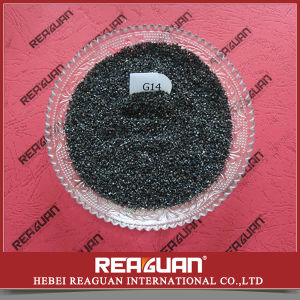 Angular Bearing Steel Grit G14 for Removing Corrosion Surface