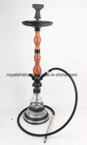 China Hookah Manufacturer 2017 Newest Wholesale Real Wood Hookah pictures & photos