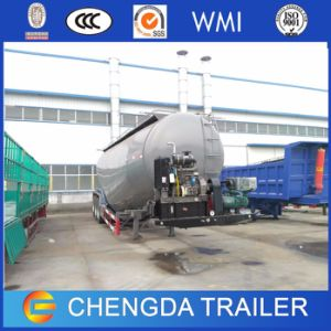 High Quality 42cbm Bulk Cement Tanker Semi Trailer pictures & photos