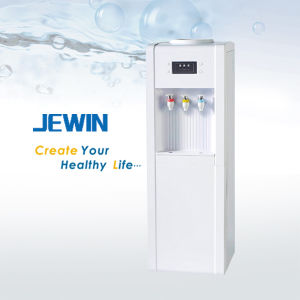 Electric Floor Standing Cold Water Cooler with Three Tap (YLR-JW-84) pictures & photos