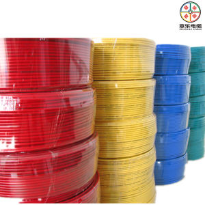 Single Core PVC Cable for Domestic Electric Wiring pictures & photos