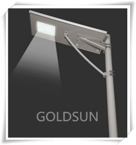 All in One LED Solar Street Light, Road Lamp, Garden Light pictures & photos