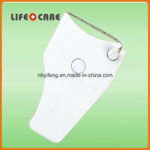 Promotion Gift Wholesale Plastic Ring Measurement pictures & photos