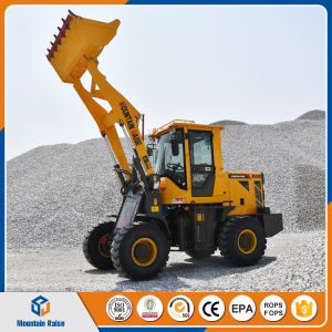 China 1.5ton Zl920 Small Wheel Loader for Sale (1.5 T) pictures & photos