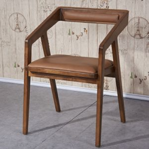 Nordic Style Modern Restaurant Chair Wooden Dining Chair pictures & photos