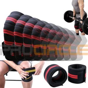 Breathable Neoprene Knee Support Competition Kneepads (PC-KS2001) pictures & photos