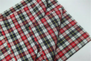 Cheap T/C Yarn Dyed Checks Wholesale Clothing Fabric pictures & photos