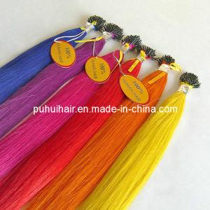 Grade Aaaaa+ Nail Tip Human Hair Extension