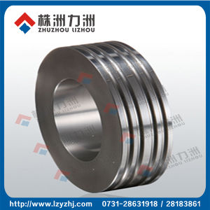 Tungsten Carbide Roll Rings for High Speed Ribbed Steel Bars pictures & photos