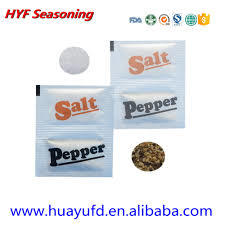 One Side PE Coated for Salt Sachet Paper pictures & photos