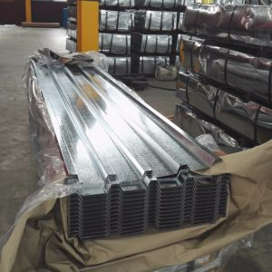 Dx51d Roofing Material Color Coated Corrugated Steel Sheet pictures & photos