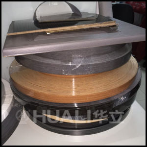Wood Grain Decoration Edge Banding, Edge Band, PVC Edge Strip
