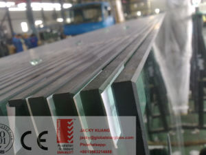 6-12mm Glass Fence / Balustrade with Safe Corners Certificate AS/NZS 2208 pictures & photos