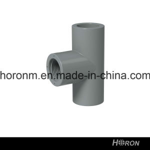 CPVC Sch80 Water Pipe Fitting (FAMALE TEE)