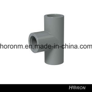 CPVC Sch80 Water Pipe Fitting (FAMALE TEE)
