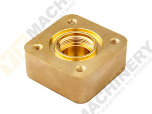 CNC Machining Machined Pump Parts pictures & photos