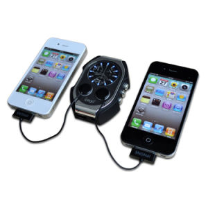 Megnetic Induction Charging Battery Pack for iPhone (PG-IH127) pictures & photos