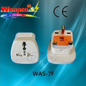 Universal Travel Adapter--Socket, Plug (WAS-7F) pictures & photos