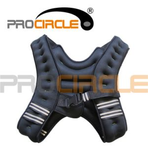 10lb Man Use Weight Vest with Reflective Strap (PC-WV1005) pictures & photos