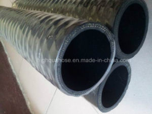 "8"" Large Diamater Corrugated/Flat Surface Oil Suction Hose pictures & photos"