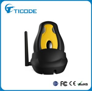 New Design Handheld Laser Wireless Barcode Scanner (TS4500)