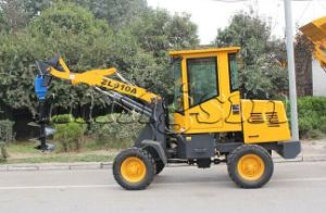Hot Selling Wheel Loader Zl910A pictures & photos