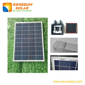 50W Poly-Crystalline Solar Panel pictures & photos