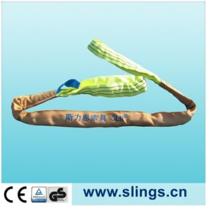 Synthetic Fibre Eyes Type Lifting Round Slings pictures & photos