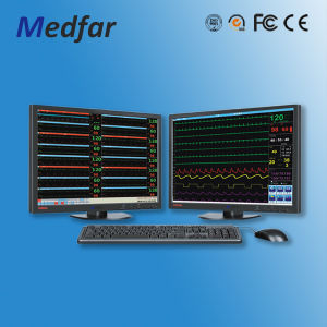 Medfar Mf-X8800 Central Monitoring System pictures & photos