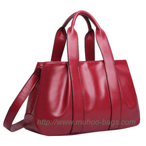 Top Hot Leather Designer Handbags for Ladies pictures & photos