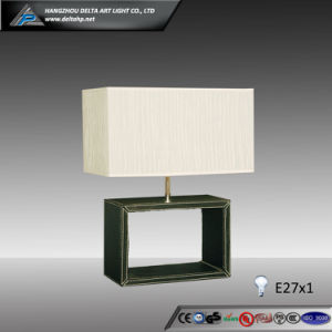 Decoration Desk Lamp with Design Wooden Base (C5004104) pictures & photos