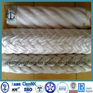 Double-Layer Nylon Rope/ Mooring Towing Rope pictures & photos