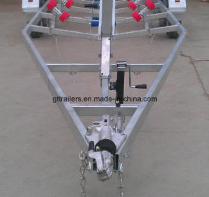 Tandem Axles Boat Trailer for Austraila pictures & photos