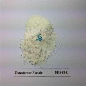 99% USP Bp Testosterone Acetate Test Acetate Test Ace Test a Powder Bodybuilding pictures & photos