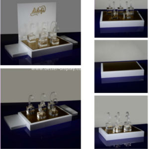 Custom Acrylic Watch Display Stand with Logo (BTR-F1093) pictures & photos