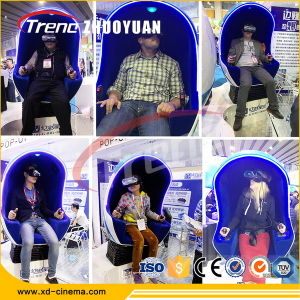 China Hot Sale Zhuoyuan Six-Seat 9d Vr Simulator pictures & photos