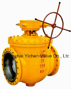 Manual Top Entry Trunnion Mounted Ball Valve (SZQ41F) pictures & photos