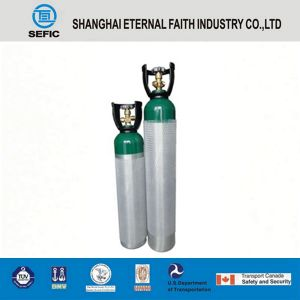 2014 High Pressure Seamless Aluminum Industry Gas Cylinder (LWH180-10-15) pictures & photos