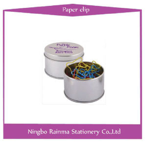 Metal Paper Clip with OEM Shape pictures & photos