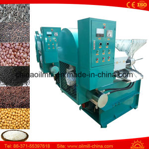 Peanut Groundnut Soybean Mustard Black Coconut Oil Press Machine pictures & photos