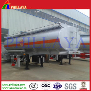 Three Axles Fuel Tank Trailer with German Suspension pictures & photos