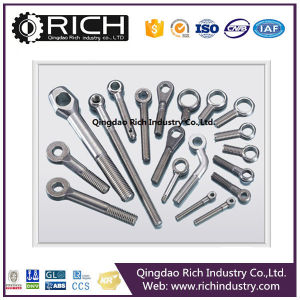Forged Concrete Erection Swift Lifting Eye Anchor/ Metal Forging Parts/ Forging /Auto Parts/Automobile Part/Steering Knuckle pictures & photos